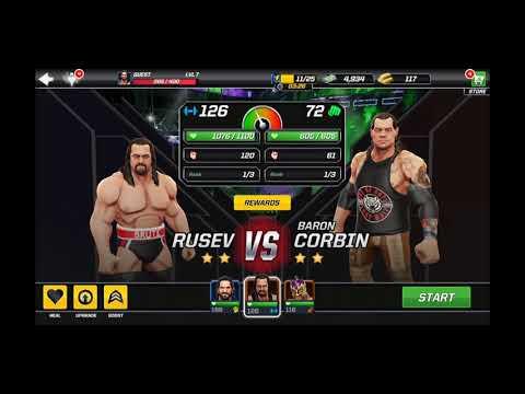 WWE Mayhem restarting part 6