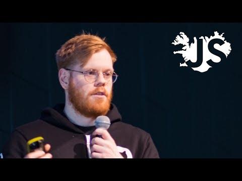 Kristján Oddsson: Wouldn't it be cool if GitHub could… (Lightning Talk)   JSConf Iceland