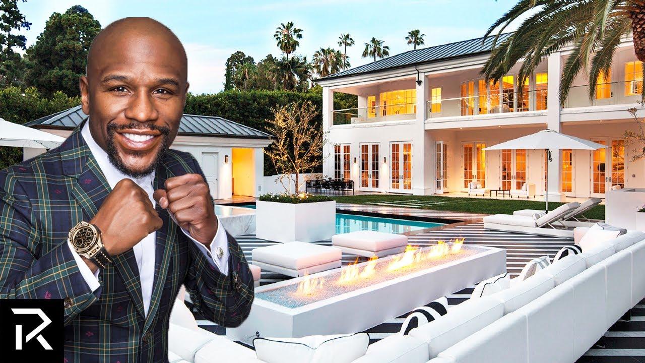 Inside Floyd Mayweather's $25 Million Mansion