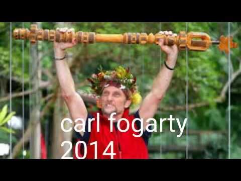 I'm a celebrity get me out of here winners 2002-2015