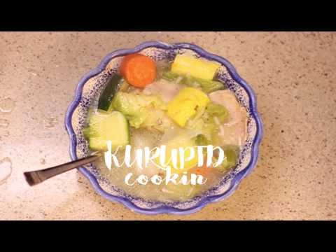 How to make Caldo de pollo (mexican chicken soup)