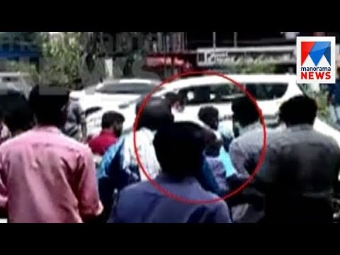 Visual of women attacking uber taxi driver in Kochi out | Manorama News