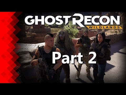 NOT SO STEALTHY | Funny Moments and Glitches | Ghost Recon Wildlands