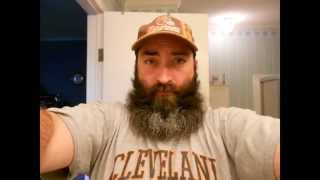 shaving off the pounds, a time lapse year long beard & weight loss project! Outstanding results!