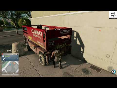 WATCH_DOGS® 2 Transformers