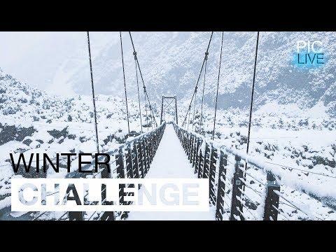 PIC LIVE - Challenge #18- Winter