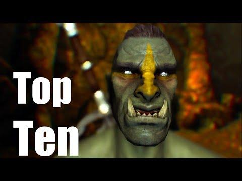 Top Ten Dead Thralls of Skyrim