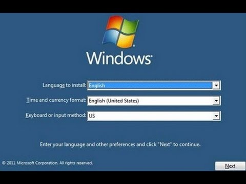 Install Windows 8 and 8.1 from Pen Drive - Easy Method