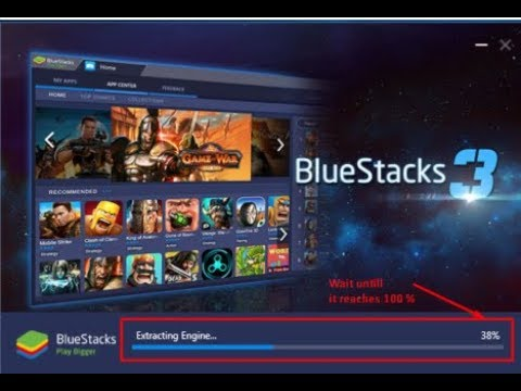 How To Install Bluestacks 3 on Windows 10 8.1 8 7 | How to Install Android Apps On Windows PC