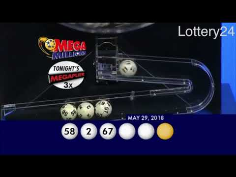 2018 05 29 Mega Millions Numbers and draw results