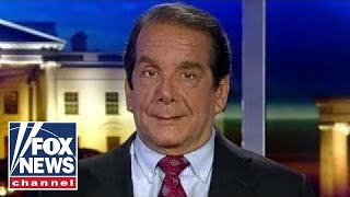 An Update On Charles Krauthammer