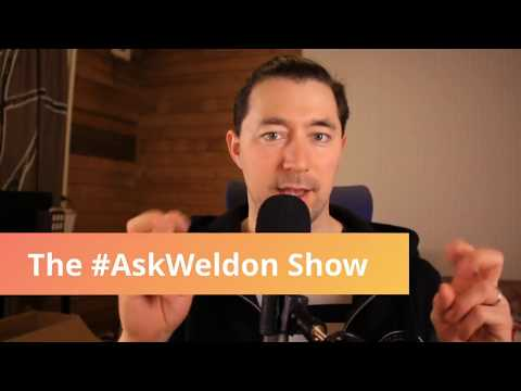 What degree to study, managing homework + training, & catching up to the pros 🎮 AskWeldon 127