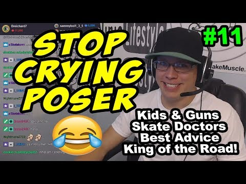 Ep #11: Stop Crying Poser (KOTR) - YouTube