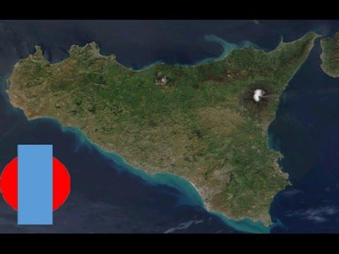 Biggest Islands of the Mediterranean- Sicily
