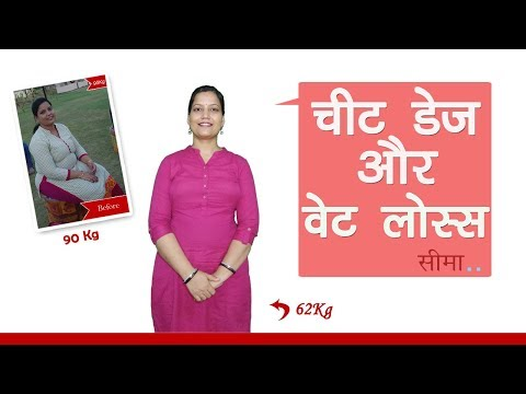 Cheat Days or Meals – Good or bad for Weight Loss – By Seema [Hindi]