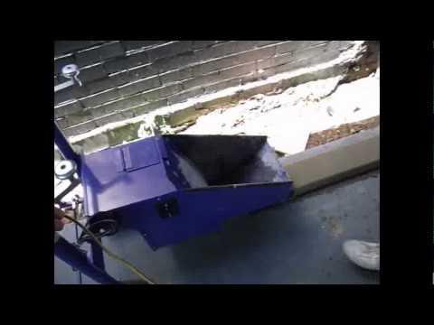 New ELECTRIC Curbing Machine - Kerbing Concrete garden edging