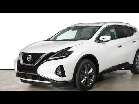 2019 Nissan Murano - Intelligent Cruise Control (ICC) (if so equipped)