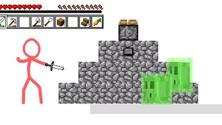 Animation vs. Minecraft (FAN MADE) PART 3