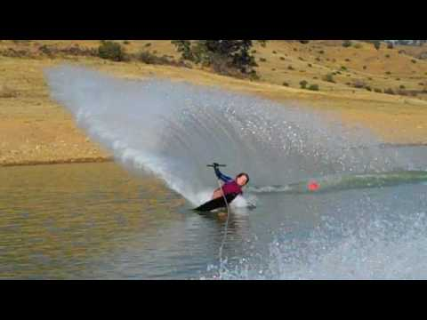 I-GO WATER SKIING - see without contact lenses