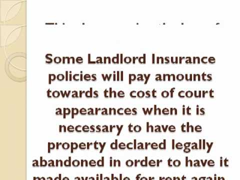 Landlord Insurance: Why It Is Essential