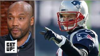 Robert Kraft spot on about Tom Brady being the G.O.A.T - Louis Riddick   Get Up!