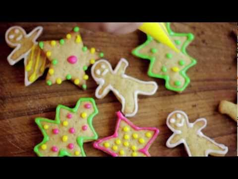 Gingerbread Cookies – How to Make Gingerbread Cookies Recipe