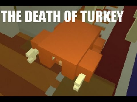 THE DEATH OF TURKEYS | WRECK THE PARTY!
