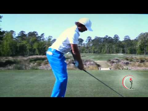 Maintaining Posture During Golf Swing - Golf Tip from Professional Coach Adam Harrell