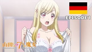 Yamada-kun and the Seven Witches - Folge 1 (Deutsch)