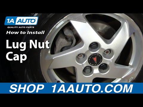 1AAuto.com GM Lug Nut Caps keep your wheels decent!