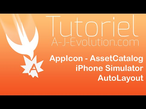 Bases de Xcode: AppIcon, AssetCatalog, iPhone Simulator, AutoLayout
