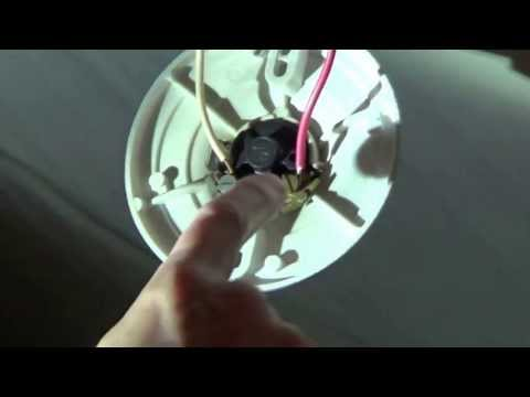 How to Wire a Closet Light - Pull Chain Light