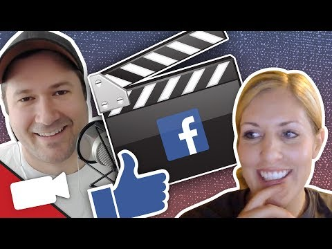 How To Grow your Facebook Page with Video