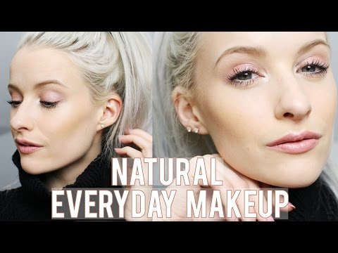 Natural Subtle EveryDay Makeup Routine (Luxury) | Inthefrow