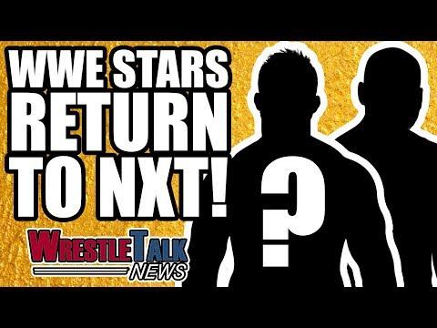 WWE Stars RETURN To NXT! HUGE New Japan Milestone!   WrestleTalk News May 2018