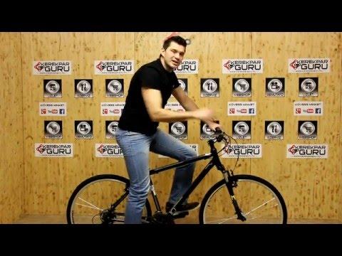 Cross kerékpár - kerékpár típus - bemutatás, tippek
