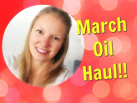 doTERRA Essential Oil Shopping Haul | March 2017 | Natural, Skin, Healthy