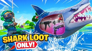 SHARK LOOT ONLY