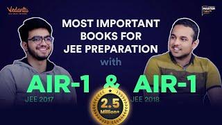 Important Books for JEE Main & Advanced Preparation | Sarvesh & Pranav