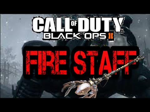 How To Build Fire Staff CallOfDuty Bo2