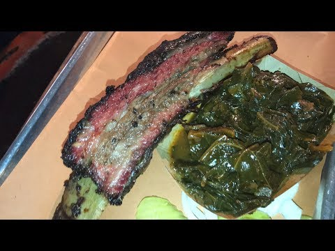 #1 Pecan Lodge, Dallas, TX - Char Griller BBQ Wars Tour