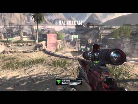 First Trickshot on Dig! New Black Ops 2
