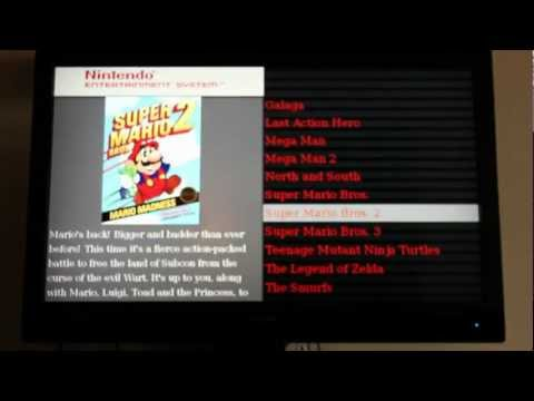 My Raspberry Pi Game Console Emulator