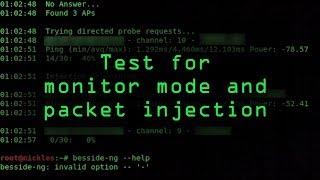 Installing Drivers for RealTek RTL8812AU on Kali Linux