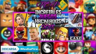 Top 10 Juegos Hackeados Para Android 2018 Juegos Buenos Y Livianos