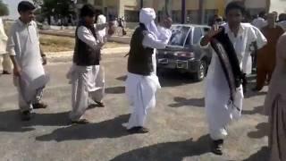 Balochi Dance 08 BioMedical celeberation 11 MUET JAMSHORO by 09 BIOMEDICAL