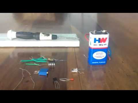 How to make a T V Remote Jammer   YouTube