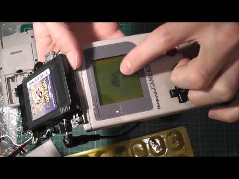 Let's Repair - Ebay Junk - Original DMG Nintendo GameBoy