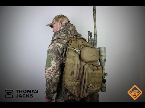 Hazard 4 ♶ - Patrol Pack / Backpack - Tactical Bag
