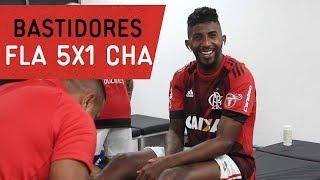 Bastidores | Flamengo 5x1 Chapecoense